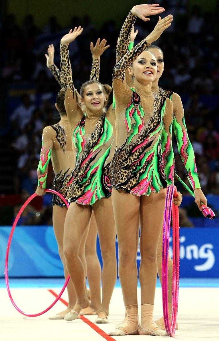19 Nakedest Rhythmic Gymnastics Costumes In Olympic History-5855