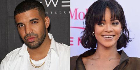Est Drake Dating Rihanna