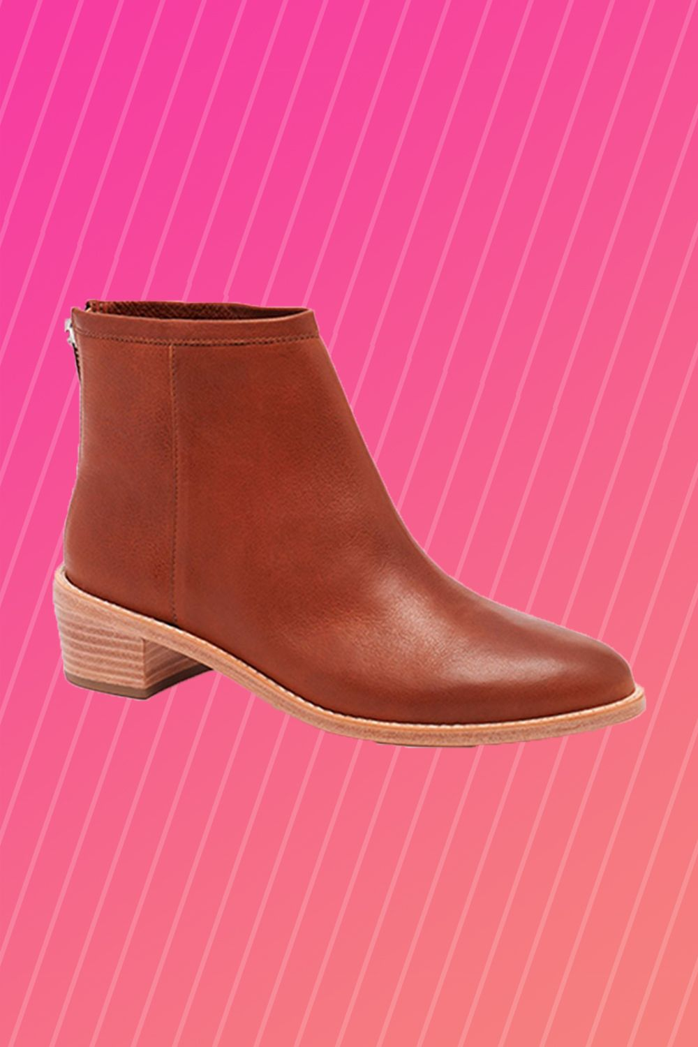 """<p>Ankle boots are a fall favorite for a reason. They pair perfectly with skinny jeans, cropped jeans, and, if you go for a pair with a more pointed toe, even flares. Seriously, they can do it all!</p><p><em><a href=""""http://www.loefflerrandall.com/felix-ac-cog-bootie-12.html"""" target=""""_blank"""">Felix Ankle Bootie</a>, LOEFFLER RANDALL, $395</em></p>"""