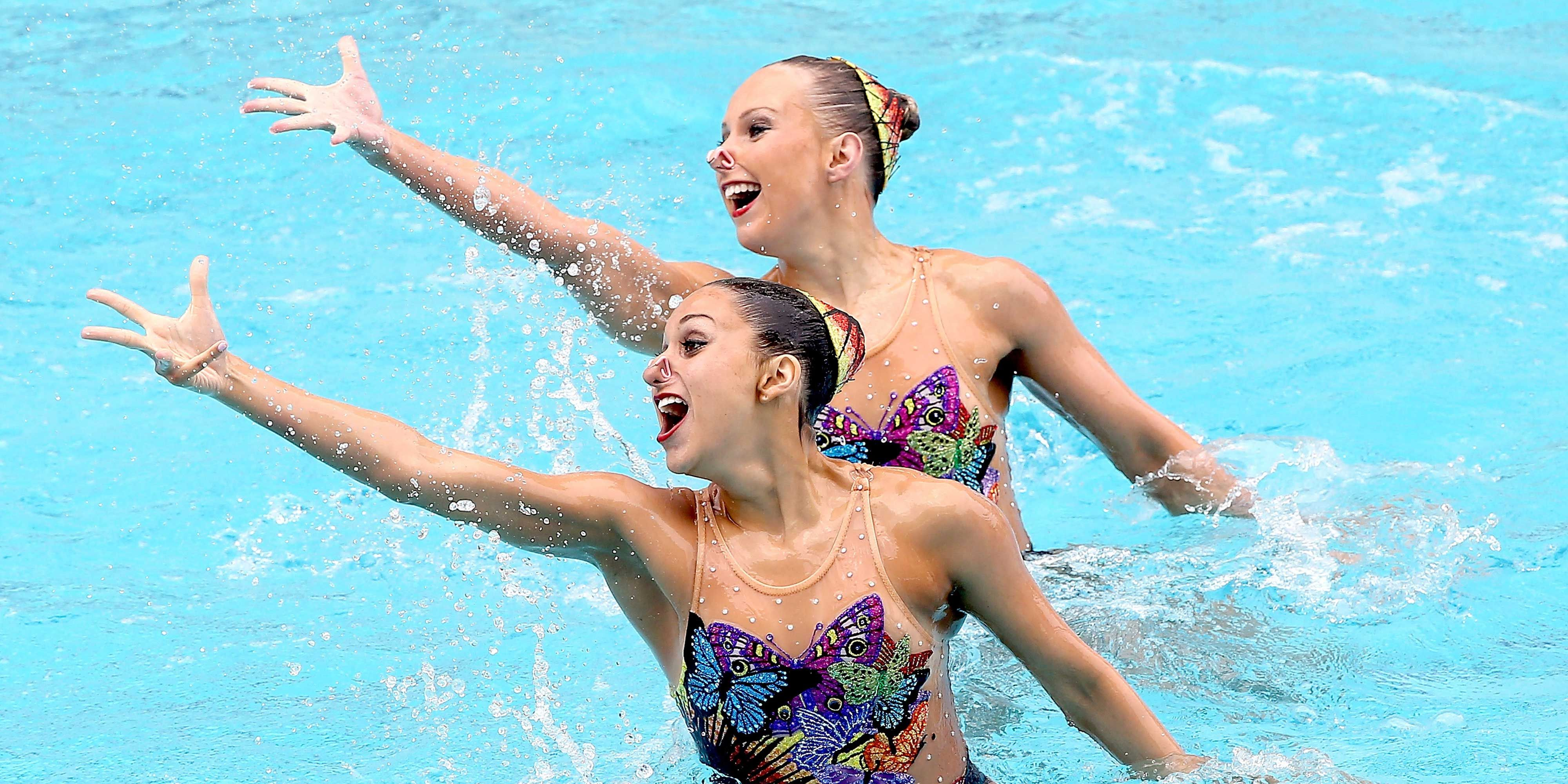 16 Facts About Team Usa Synchronized Swimmers Mariya Koroleva