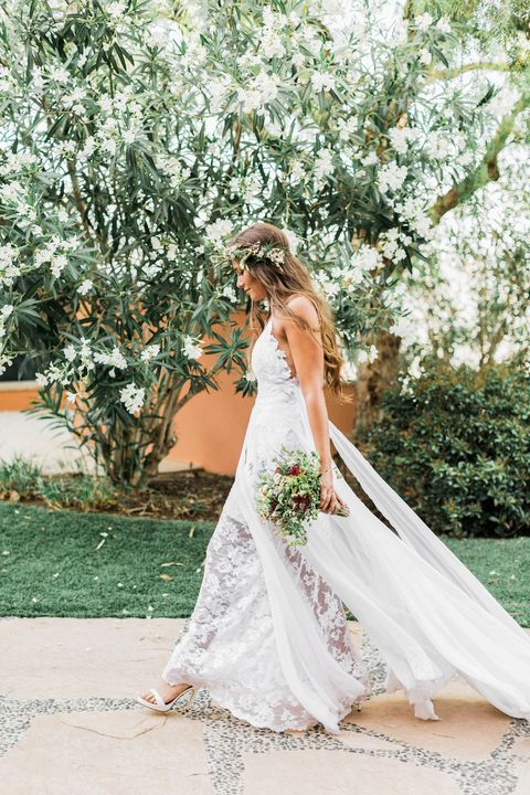 Pinterest Wedding Dresses.How 14 Different Brides Styled The Most Popular Wedding Dress On