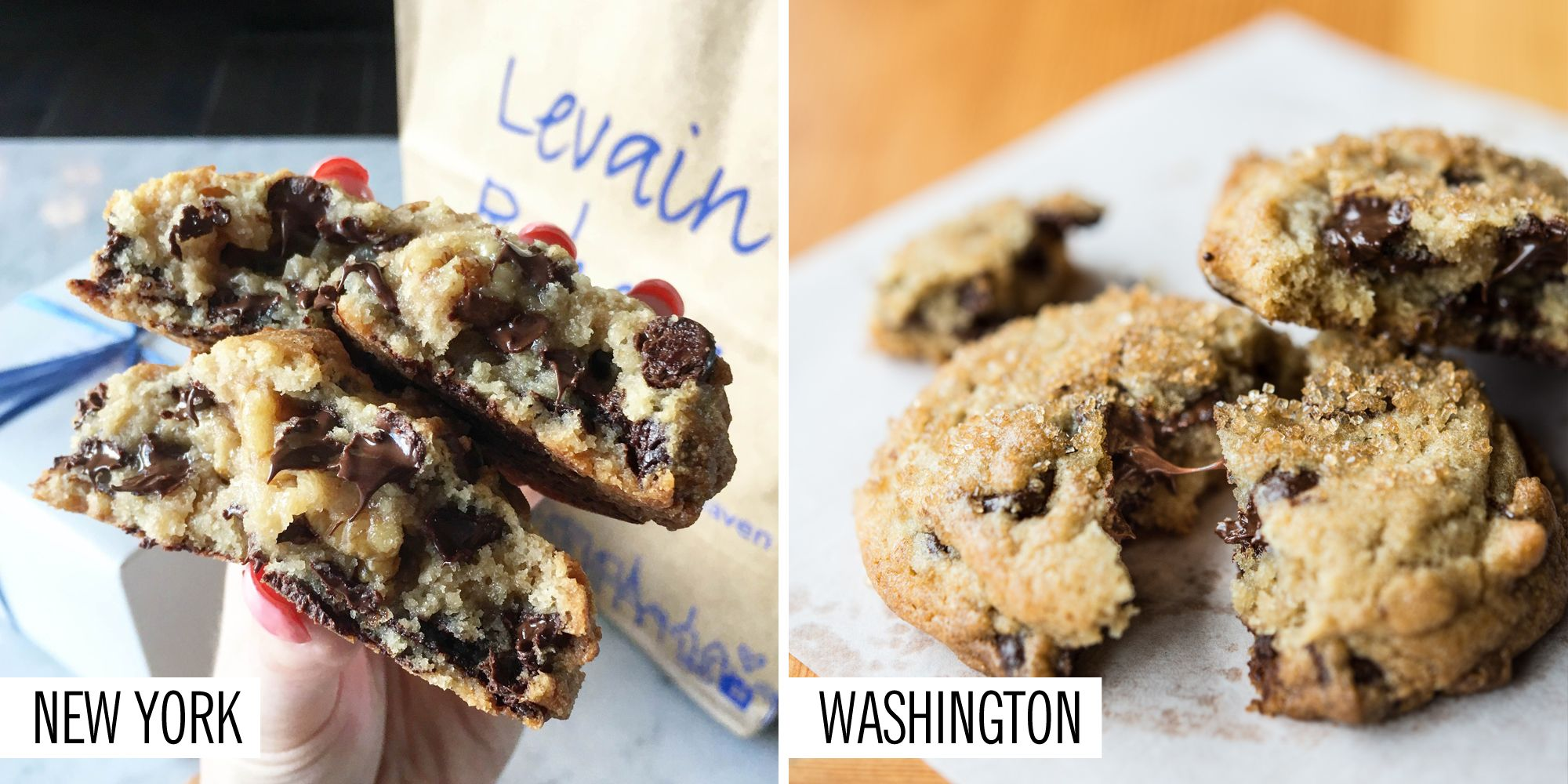 Best Chocolate Chip Cookies In The Usa Where To Find Americas