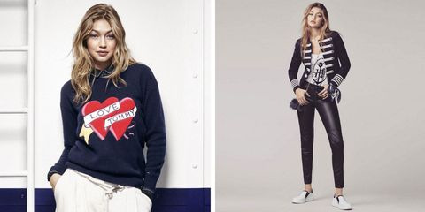 05d7a17f70 Gigi Hadid s Tommy Hilfiger Collection is Actually Really Cool