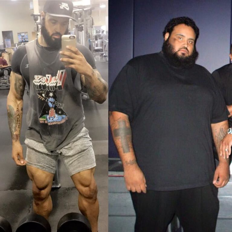 """Here's How This Man Lost More Than 300 Pounds on the """"Walmart Diet"""""""