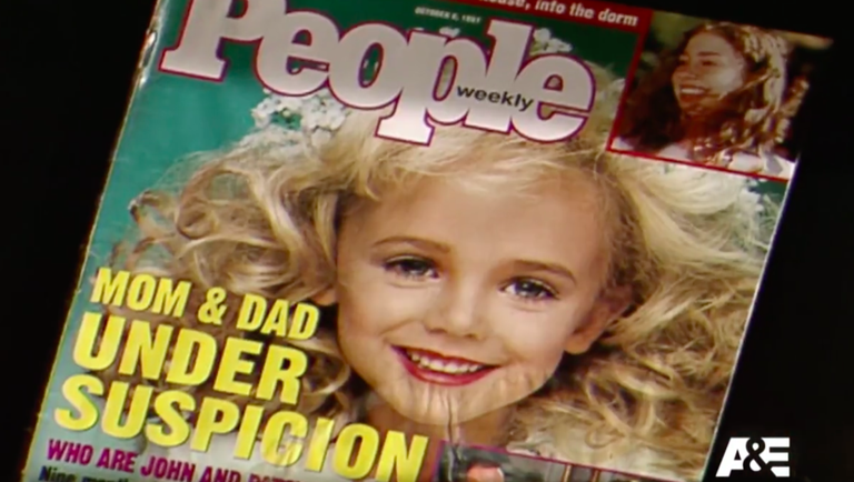 Watch the Chilling First Teaser for A&E;'s JonBenét Ramsey Documentary