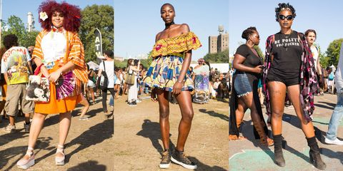 Flawless Outfits From Afropunk Festival Guaranteed To Give