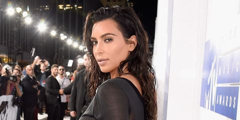 Kim Kardashian's Sexiest Makeup Looks That Will Make You Thirsty AF