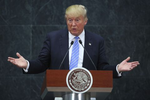 Mexico's President Tells Donald Trump They Will Not Pay for His Wall