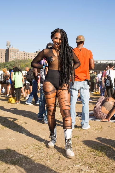9c9cf8b055 Flawless Outfits from Afropunk Festival Guaranteed to Give You Life
