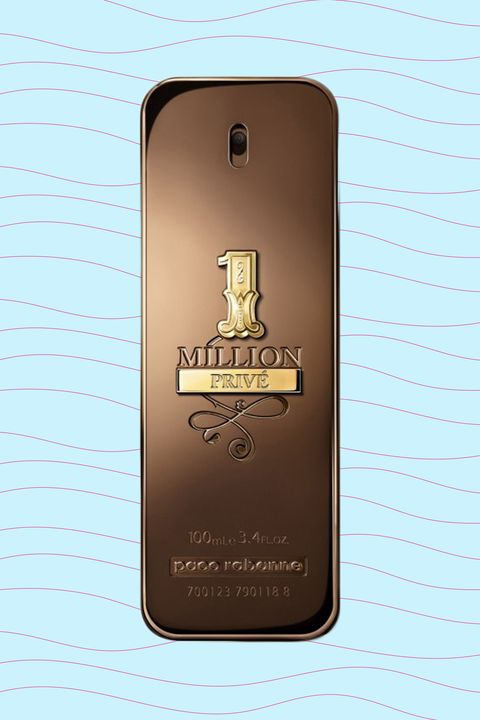 """<p>Cinnamon,&nbsp;myrrh, tobacco, patchouli — this decadent scent couldn't be more mysterious. It's half spicy, half sweet, but completely unpredictable. Snag this spritz for the guy who always keeps you guessing. </p><p><span class=""""redactor-invisible-space"""" data-verified=""""redactor"""" data-redactor-tag=""""span"""" data-redactor-class=""""redactor-invisible-space""""></span> </p><p><em data-redactor-tag=""""em"""" data-verified=""""redactor""""><a href=""""http://www1.macys.com/shop/product/paco-rabanne-1-million-prive-eau-de-parfum-3.4-oz?ID=2927608&amp;pla_country=US&amp;CAGPSPN=pla&amp;CAWELAID=120156340007983370&amp;CAAGID=13426229546&amp;CATCI=aud-102345011570:pla-27720714259&amp;catargetid=120156340000911784&amp;cadevice=c&amp;cm_mmc=Google_Beauty_PLA-_-Beauty_Fragrance+-+GS_Paco+Rabanne-_-55659166346-_-pg54563_c_kclickid_4c77b062-8f60-4dff-b4bb-7b0c05e3cab8&amp;trackingid=450x54563&amp;gclid=Cj0KEQjw3ZS-BRD1xu3qw8uS2s4BEiQA2bcfM2mkVV7UpovcpdXX71KEBBE0K1cjiYOxKBcVnb-68iwaAt3b8P8HAQ"""" target=""""_blank"""">Paco Rabanne 1 Million Privé</a>, $90</em><br></p>"""