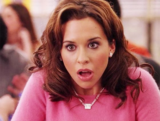 Mean Girls Star Lacey Chabert Just Had Her First Baby Share a gif and browse these related gif searches. mean girls star lacey chabert just had