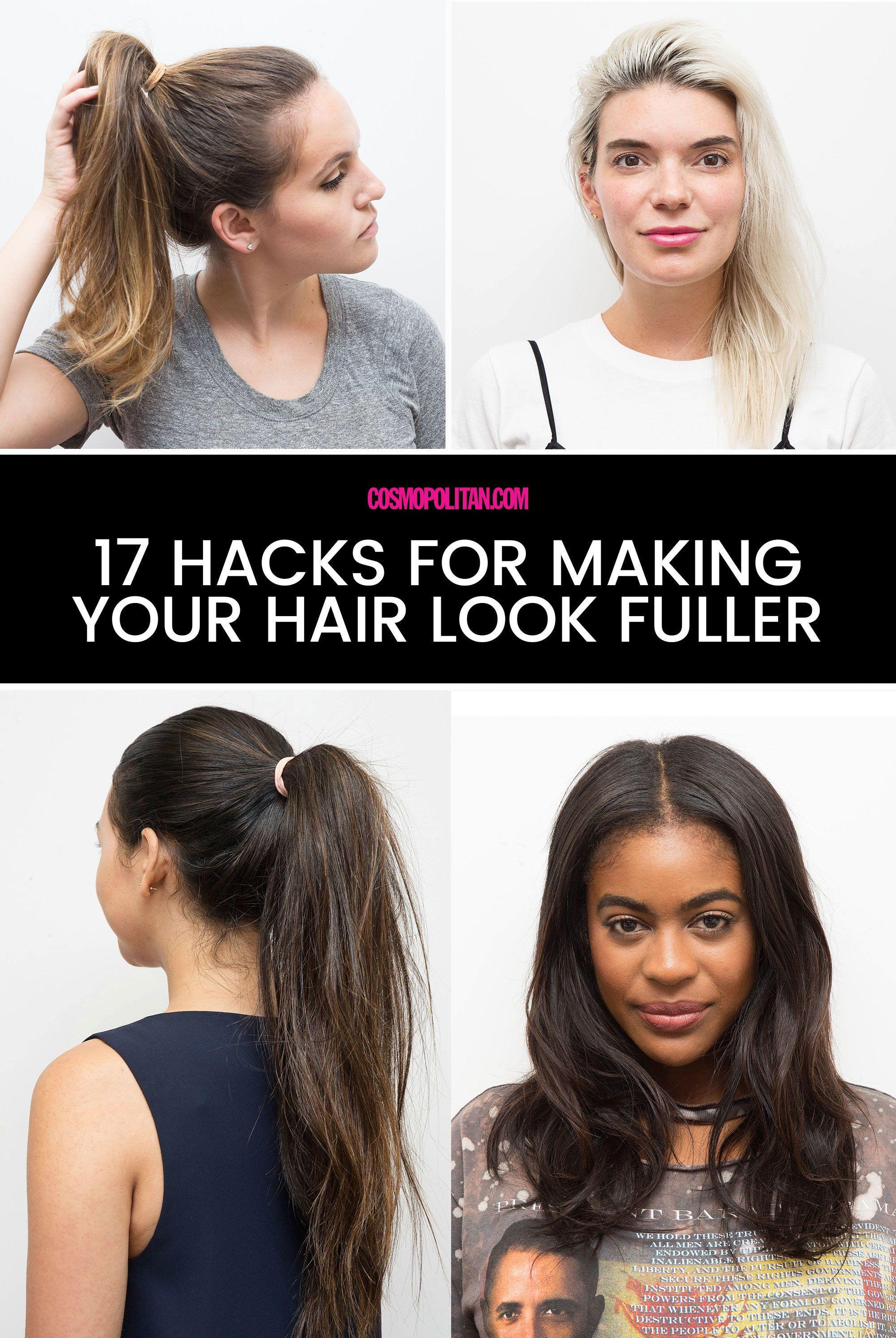 9 Hair Hacks Thatll Finally Make Your Hair Shinier Than Ever