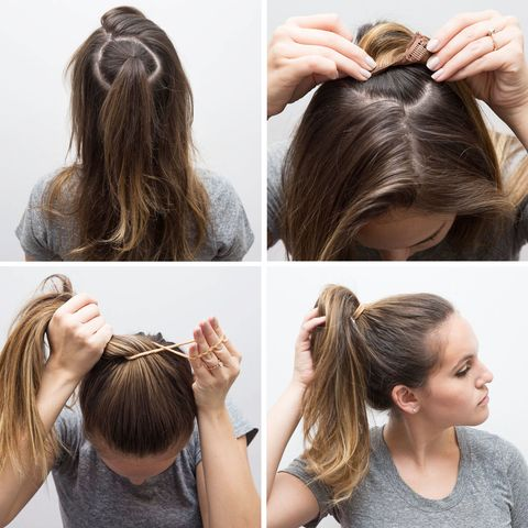 How To Make Your Hair Look Thicker Tips For Giving Your Hair More