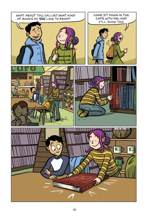 Get That Life: How I Became a Best-Selling Graphic Novelist