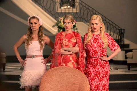 scream queens season 1 refresher scream queens s1 episode 13 recap