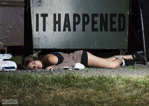A Student Created a Powerful Sexual Assault Photo Series After Brock Turner's Jail Release