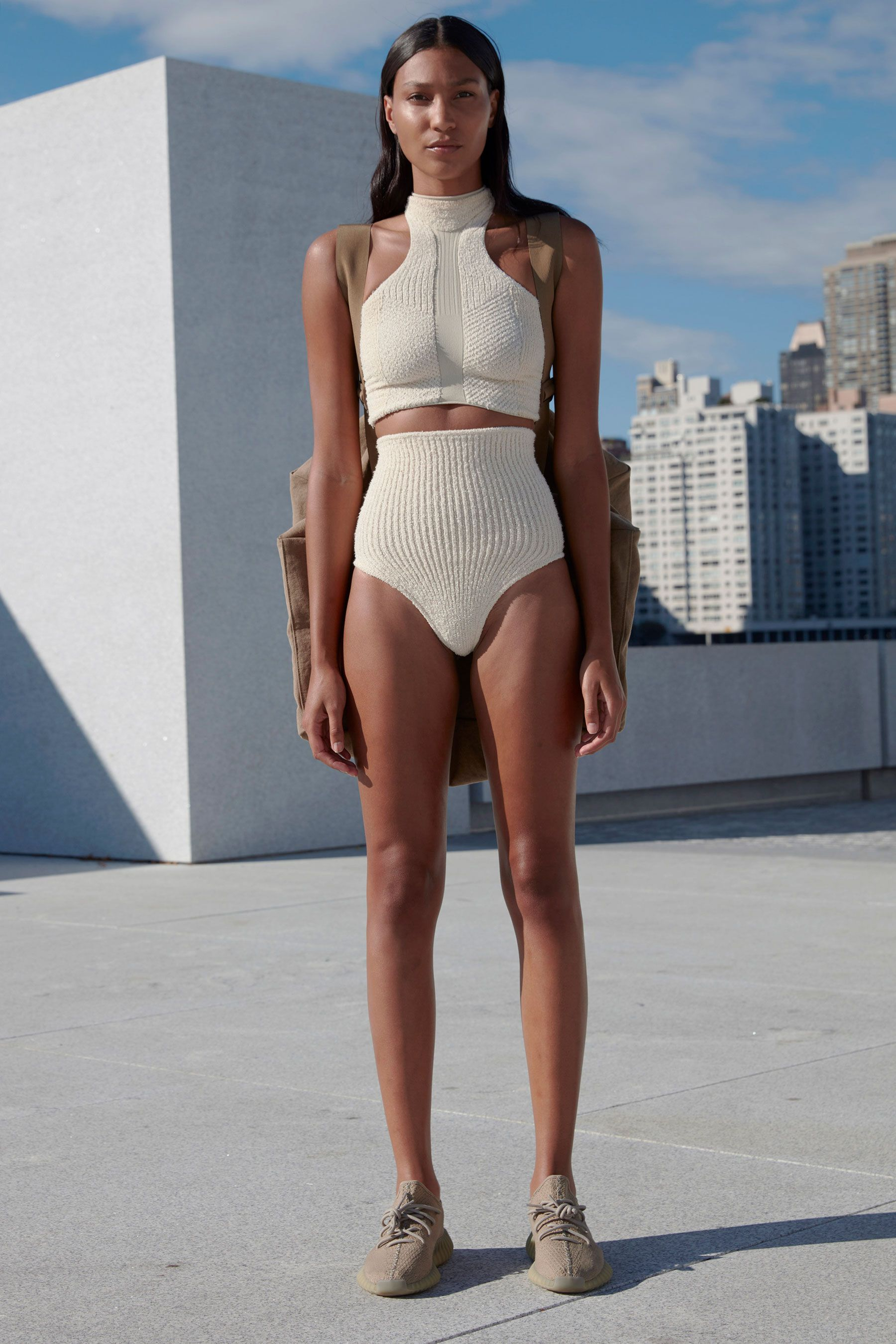 Kanye West Yeezy Season 4 Collection — See the Yeezy 4 Fashion Show  Lookbook Photos a9c7586f23