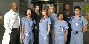 Grey's Anatomy season 1 cast