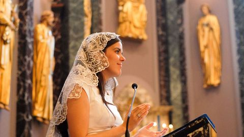 I Am Happily Married to God — as a Consecrated Virgin