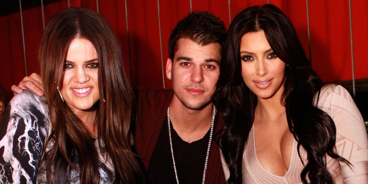 Timeline Of Rob Kardashians Family Drama-6475