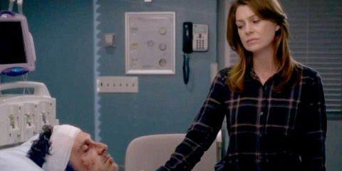 Derek's death in Grey's Anatomy