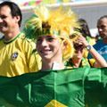 Brazil versus Croatia, June 12.