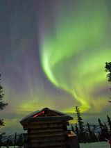 """Chena Hot Springs is beyond sexy—you can see the Northern Lights."" —Sarah R."