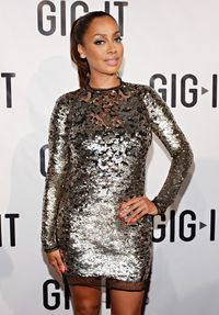 "<p>Lala Anthony has no problem being labeled as an ally for the LGBT community, which she has made evident on her show <em>Lala's Full Court Life</em>.  Two of her closest companions, her prima Dice and best friend Po, are both out and proud lesbians who are heavily featured on the show.  On one of the episodes Dice confronts her feelings about her comfort level being public with her sexuality, and Anthony is there to help her sort through her feelings. She recognizes how important it is to put these issues on the forefront. ""I think it's important to see things like that on television because you have a lot of people struggling with who they are and trying to find themselves and worrying about if people aren't going to accept them, and it's good that we touch on these issues on the show. I think that can help a lot of people.""<br /><br /></p>"