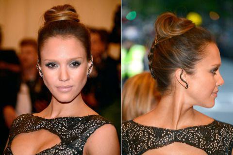 Hair, Head, Ear, Hairstyle, Forehead, Eyebrow, Eyelash, Style, Beauty, Fashion,
