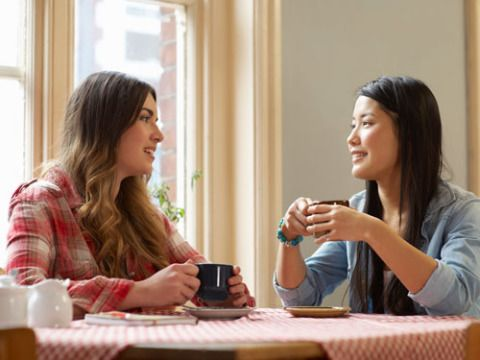 If you notice that she makes you feel worse about yourself, time to reevaluate. The sooner you can see that you're in a friendship that isn't serving you in a positive way, the sooner you can either fix your relationship or part ways.