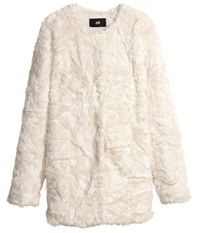<p>Faux Fur Jacket</p>