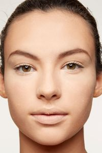 "<p>Use a pencil to fill brows, beginning with the outer corners: ""It's the area that requires the most definition.""</p>"