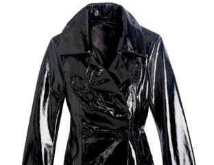 Trench coat, Bebe, $298, bebe.com.
