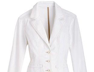 Blazer, DKNY Jeans, $89, 800-777-4524.