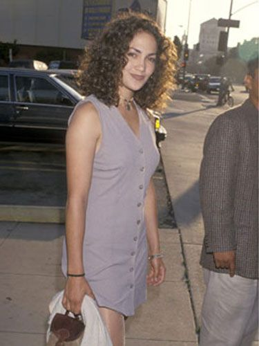 Before she became a paparazzi target, Jennifer could walk around town wearing whatever she wanted.