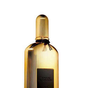 Its blend of orchids and vitamins boosts shine. Tom Ford Black Orchid Luminous Hair Perfume, $80.