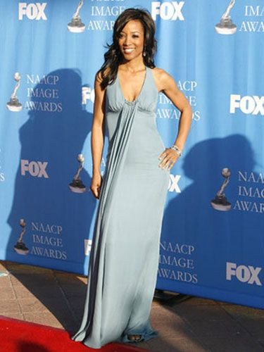 Clothing, Blue, Dress, Shoulder, Flooring, Formal wear, Premiere, Style, Electric blue, Fashion accessory,