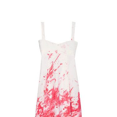 Dress, Gustavo Arango for Sharagano, $200, sharagano.com