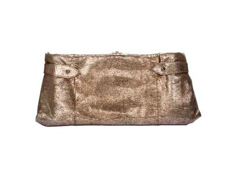 Francisco Costa for Calvin Klein: His name is synonymous with sophisticated style, and everything he does is informed by that sensibility.  Clutch, Calvin Klein Collection, $1,600, 212-292-9000.
