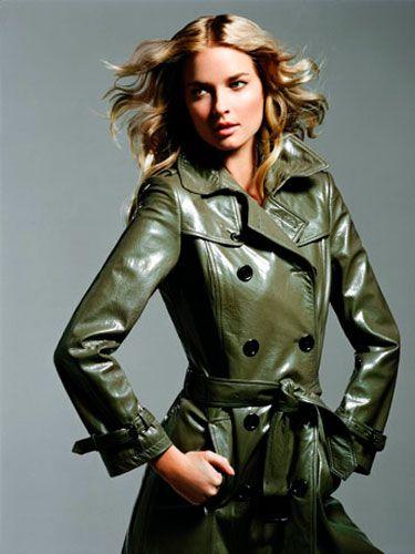 Trench coat, Burberry