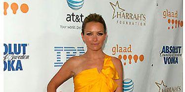 Dress, Shoulder, Flooring, Style, One-piece garment, Premiere, Cocktail dress, Orange, Fashion, Day dress,