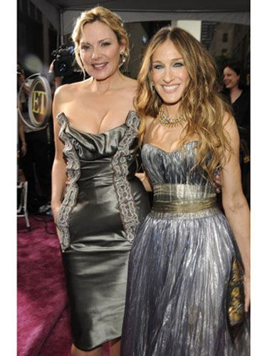 On-screen SJP and Kim Cattrall are the best of friends, but rumor has it that offscreen there's not a lot of love between the two actresses.
