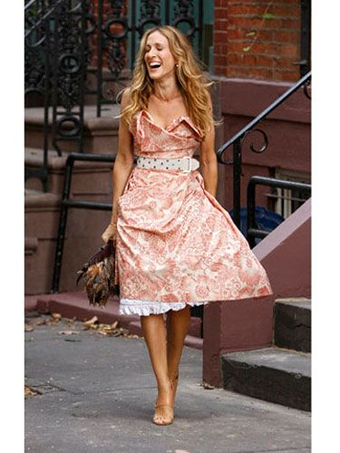 Clothing, Brown, Dress, Shoulder, Joint, One-piece garment, Style, Street fashion, Day dress, Fashion,