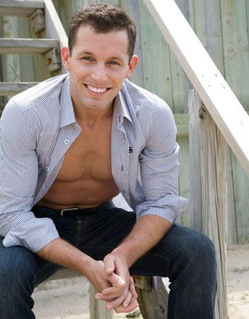 """<b>Name:</b> Erik Hopkins<br> <b>Age:</b> 25<br> <b>Hometown:</b> Rehoboth Beach<br> <b>Cosmo Username:</b> <a href=""""http://www.cosmopolitan.com/community/profile/DELAWARE08"""">DELAWARE08</a><br> <b>Occupation:</b> Policy Adviser<br> <b>In the words of the friend who nominated him:</b> <br> """"Erik would make the perfect boyfriend. He knows how to get to a girl's heart.""""<br> <b>Chick trait he craves:</b>  """"Independence and confidence""""<br> <b>Secret relationship fear:</b> """"Being rejected by a woman""""<br> <b>Dating deal breaker:</b> """"When a girl I'm seeing obsessively calls or texts me. I feel like she's stalking me.""""<br> <b>Can a hookup turn into a relationship?</b> """"Not a successful one"""""""