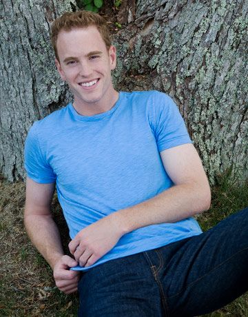 """<b>Name:</b> Yale Murgatroyd<br> <b>Age:</b> 25<br> <b>Hometown:</b> Omaha<br> <b>Cosmo Username:</b> <a href=""""http://www.cosmopolitan.com/community/profile/NEBRASKA2008"""">NEBRASKA2008</a><br> <b>Occupation:</b> Accountant<br> <b>In the words of the friend who nominated him:</b> """"Yale is the nicest, sweetest, most sincere guy.""""<br> <b>Turn-him-on tactic:</b> """"Rub my neck gently. It helps me relax.""""<br> <b>Fave female body part:</b> """"Her abs""""<br> <b>Opposite sex vex:</b> """"Why do women sometimes need a lot of attention? Guys tend to want more alone time.""""<br> <b>Dating deal breaker:</b> """"When I'm quiet and she asks, 'What are you thinking?' It sounds like you're nagging, even if you aren't."""""""