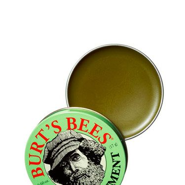 A thin layer of this organic salve speeds up healing and prevents scars. It's genius to use on cuticles and elbows too! Burt's Bees Res-Q Ointment, $6.