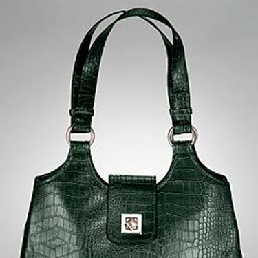 "New York & Company Croc Tote, $24.46 at <a href=""http://www.nyandcompany.com/nyco/browse/product_detail_with_picker.jsp?productId=prod730025&parentId=cat70158&subcatId=cat720060&cid=200001"" target=""_blank"">nyandcompany.com.</a>"