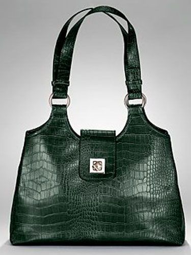"""New York & Company Croc Tote, $24.46 at <a href=""""http://www.nyandcompany.com/nyco/browse/product_detail_with_picker.jsp?productId=prod730025&parentId=cat70158&subcatId=cat720060&cid=200001"""" target=""""_blank"""">nyandcompany.com.</a>"""