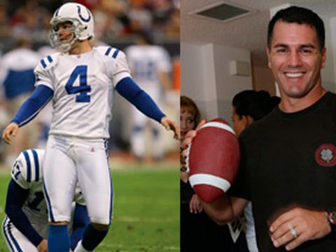 Team: Indianapolis Colts<br> Position: Placekicker