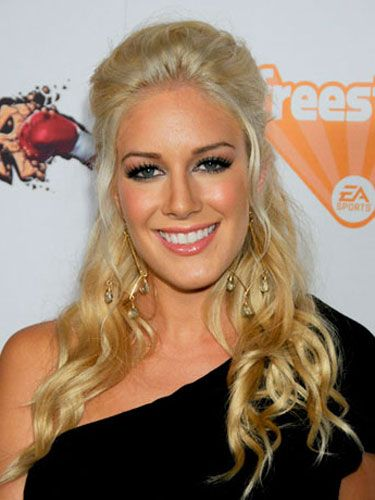 """""""I think I was just thrilled. I think honestly, it was like <i>Extreme Makeover.</i>""""<br> -Heidi Montag, on getting a boob job."""